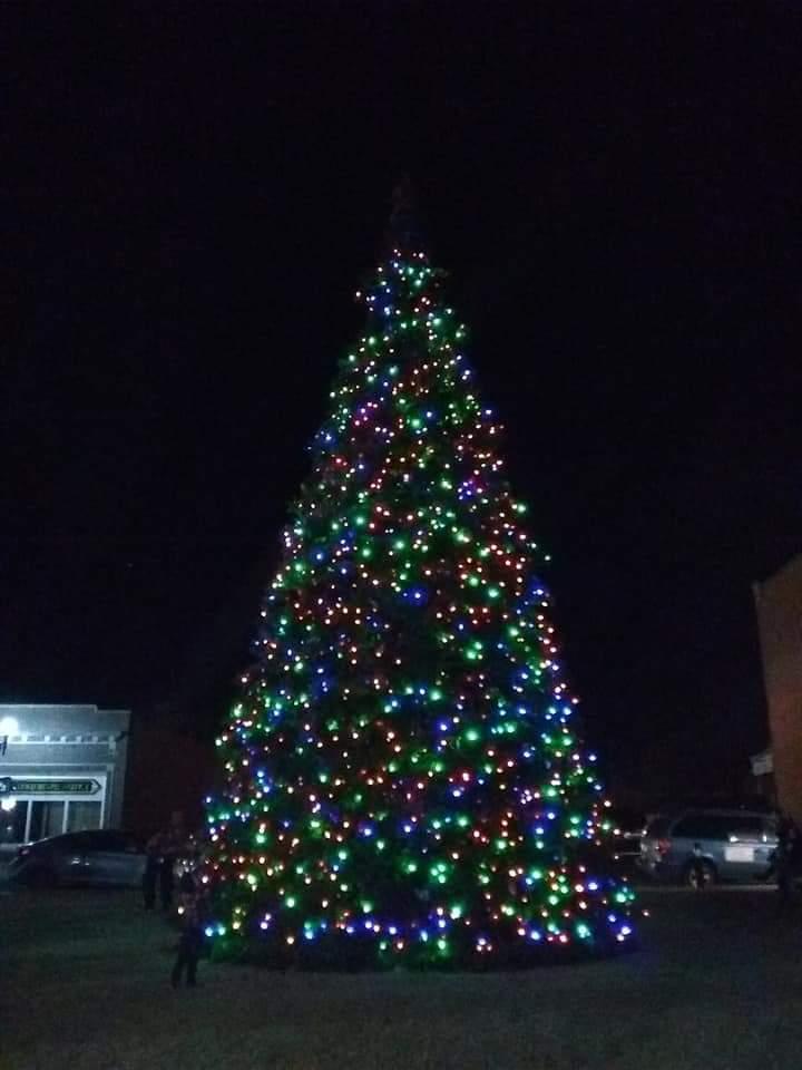 Town Christmas Tree Lighting @ Centennial Park