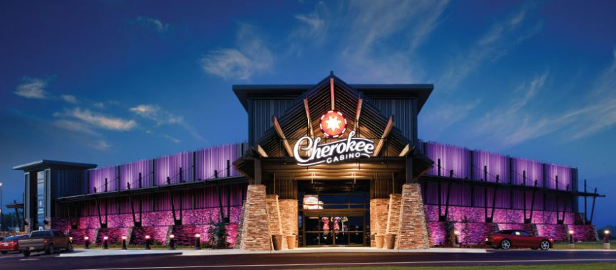 Cherokeee nation casino rivers casino parties